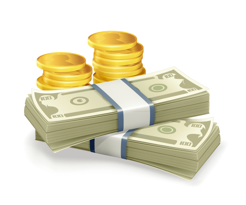 Banknote Money Dollar Royalty-Free Vector The Drawing PNG Image