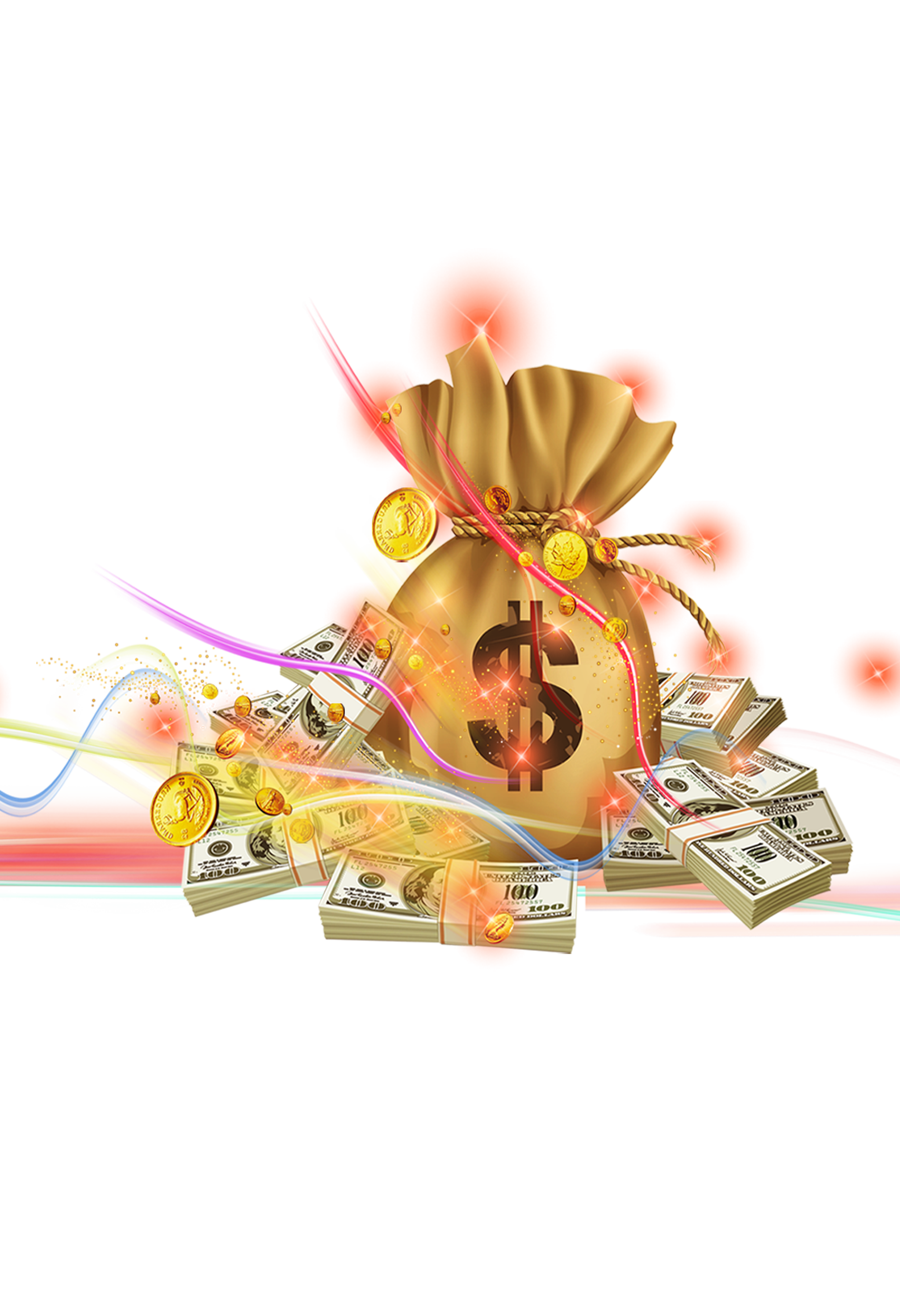 Gold Money Coins Drift Of Coin PNG Image