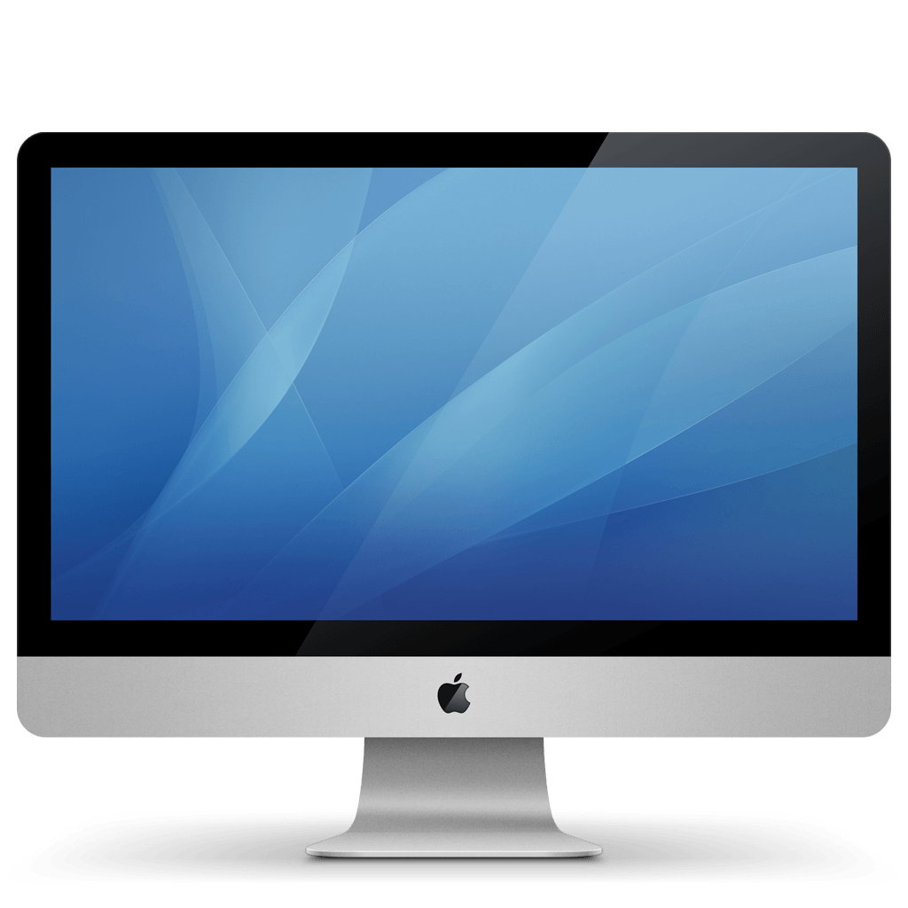 Monitor Apple Lcd Png Image PNG Image