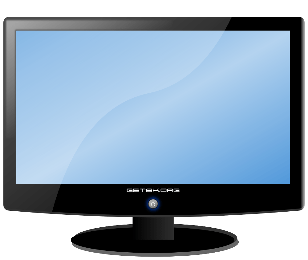Lcd Display Monitor Png Image PNG Image
