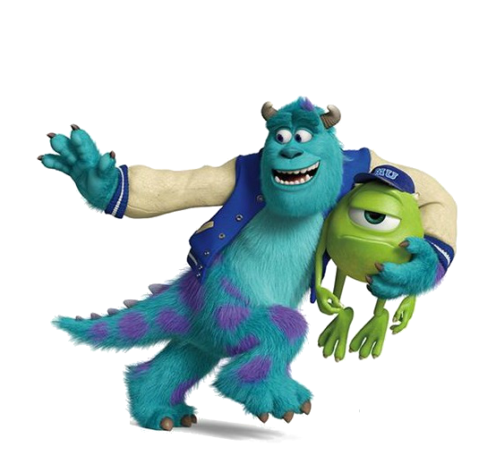 Download Monsters University Transparent Hq Png Image Freepngimg