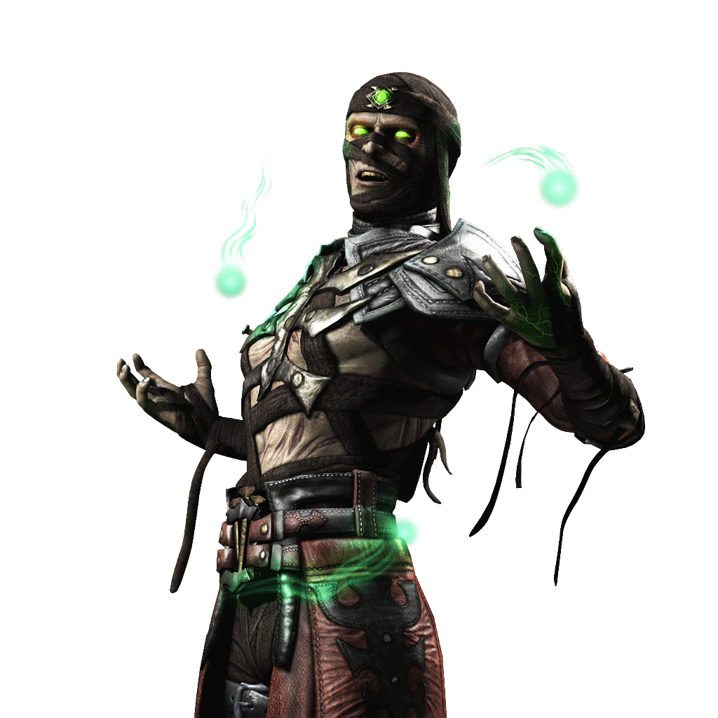 Mortal Kombat X Transparent Background PNG Image