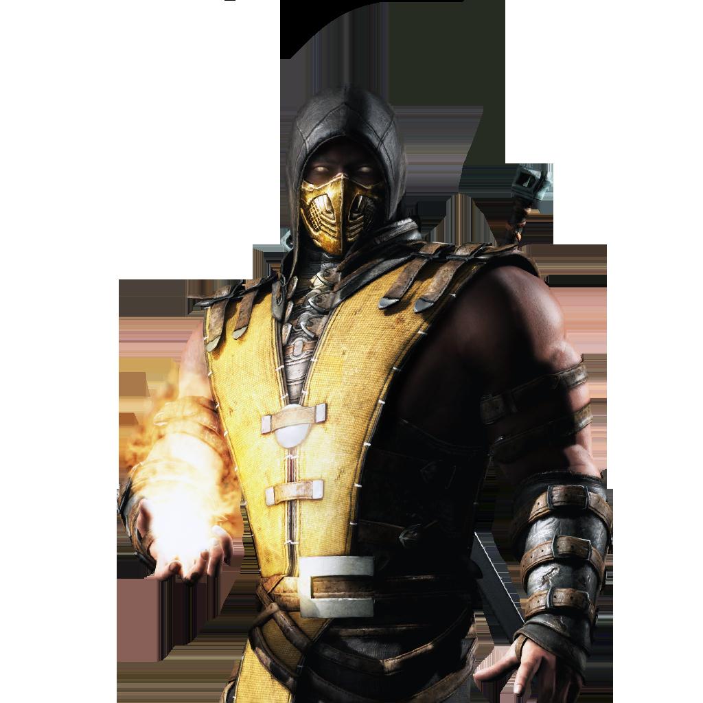 download mortal kombat scorpion image hq png image