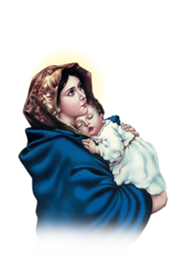 St. Mary PNG Image