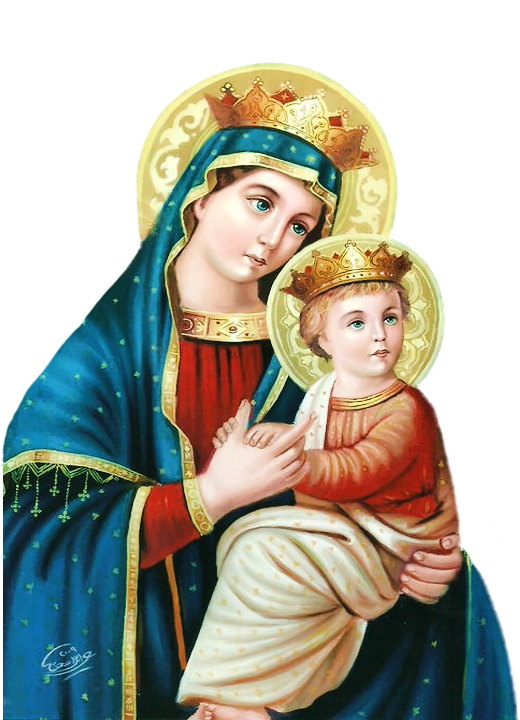 St. Mary Download Png PNG Image