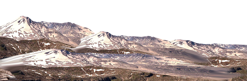 Mountains Transparent PNG Image