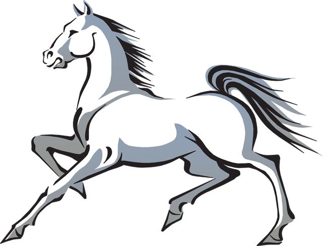 Mustang Horse Transparent PNG Image