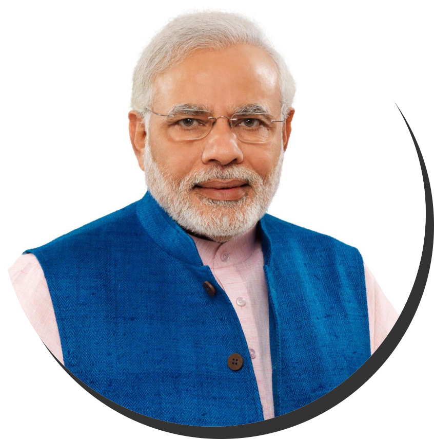 Prime Of India Narendra Chief Minister Gujarat PNG Image