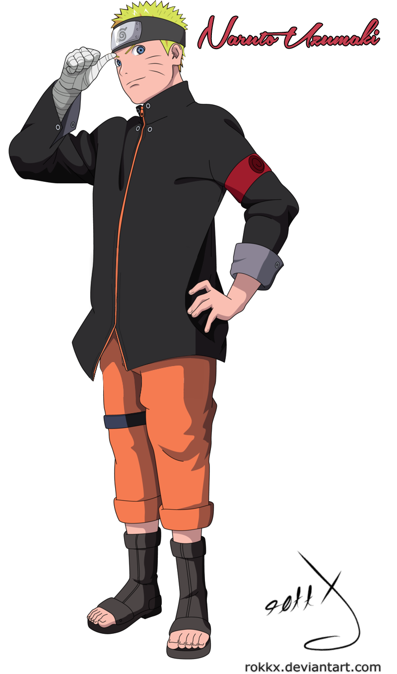 Naruto The Last Free Download PNG Image
