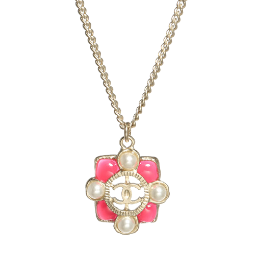 Necklace Locket Chanel Cross Download HQ PNG PNG Image