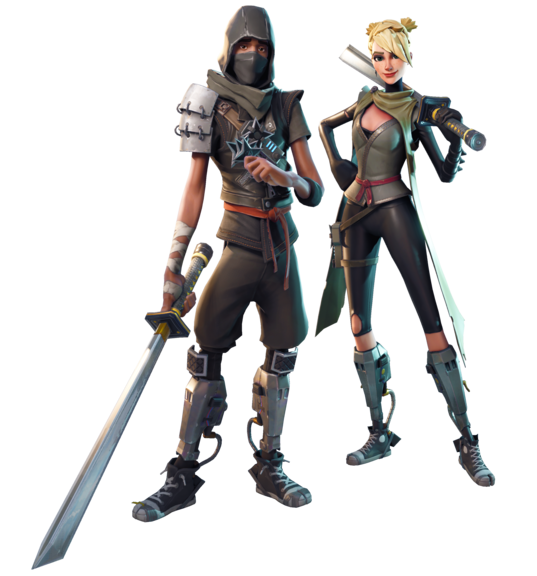 Toy Royale Game Figurine Fortnite Battle PNG Image