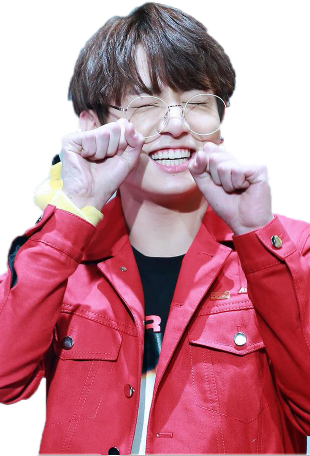 Kpop Boy Bts Jungkook Nose Free Clipart HD PNG Image