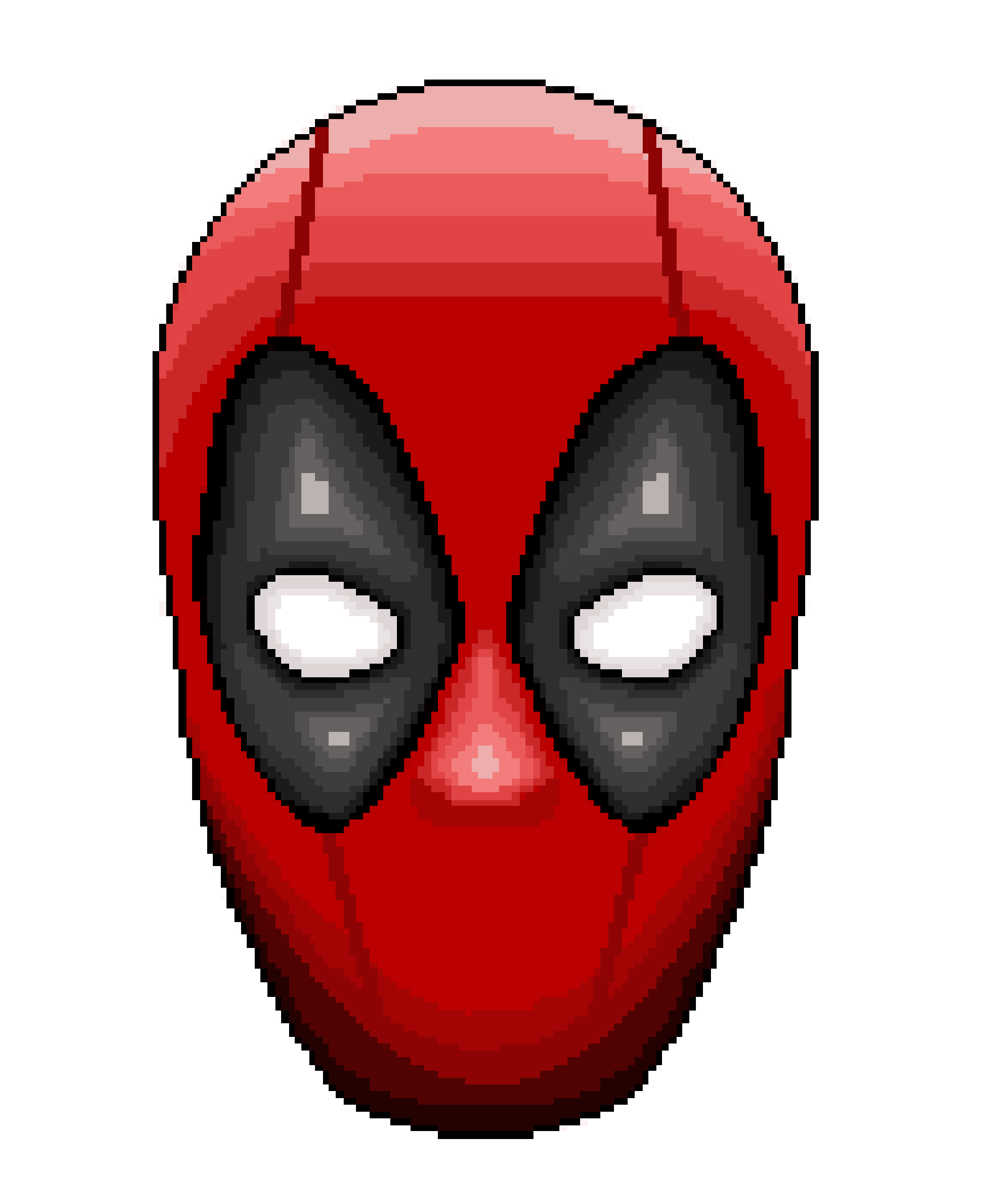 Mask Deviantart Deadpool Head PNG Free Photo PNG Image