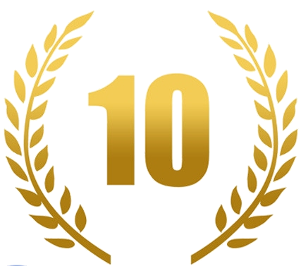 10 Number Png PNG Image
