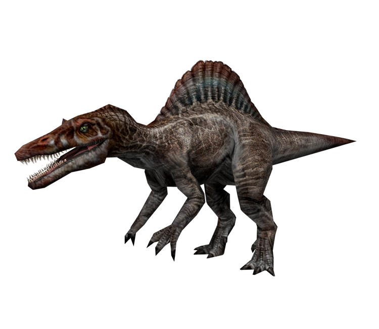 Spinosaurus Free Clipart HD PNG Image