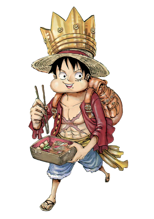 Monkey D Luffy Picture PNG Image