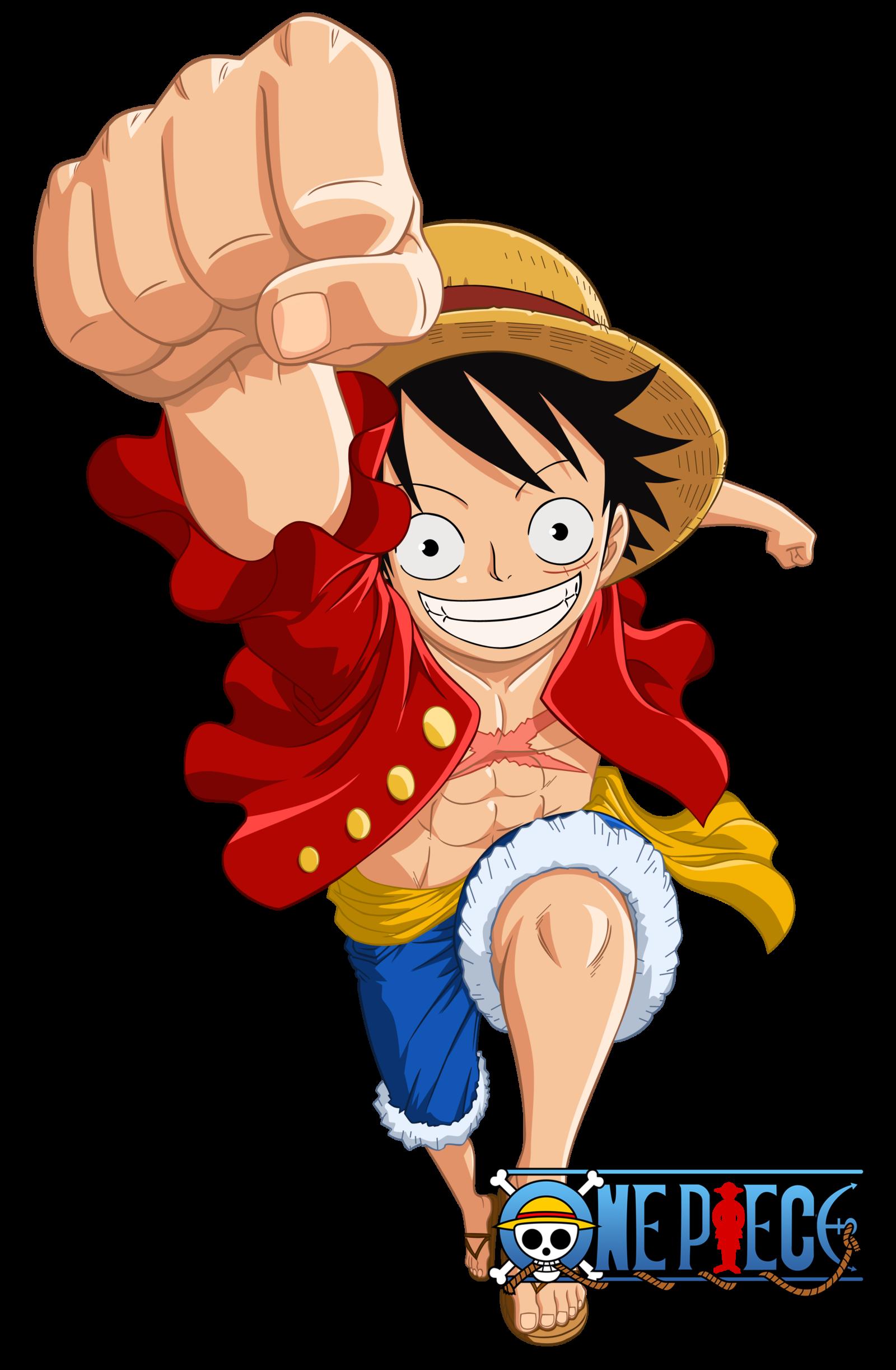 Download Monkey D Luffy Transparent Hq Png Image Freepngimg