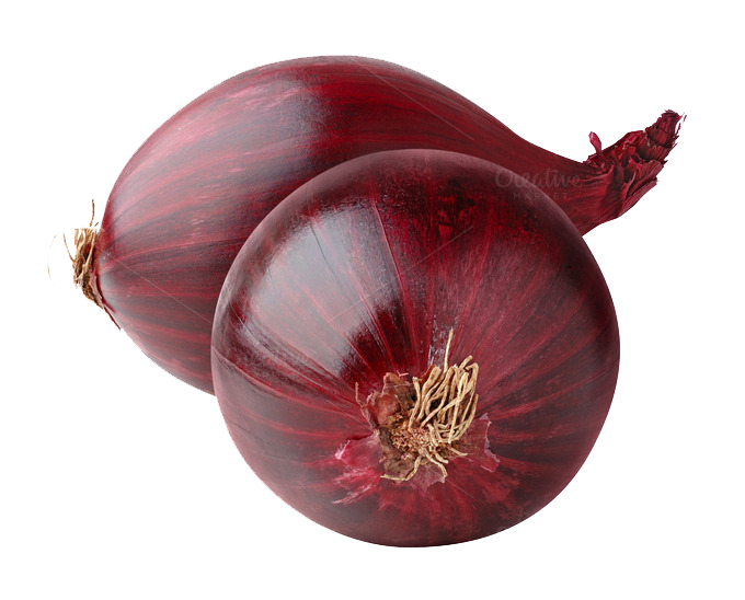 Red Onion Image PNG Image