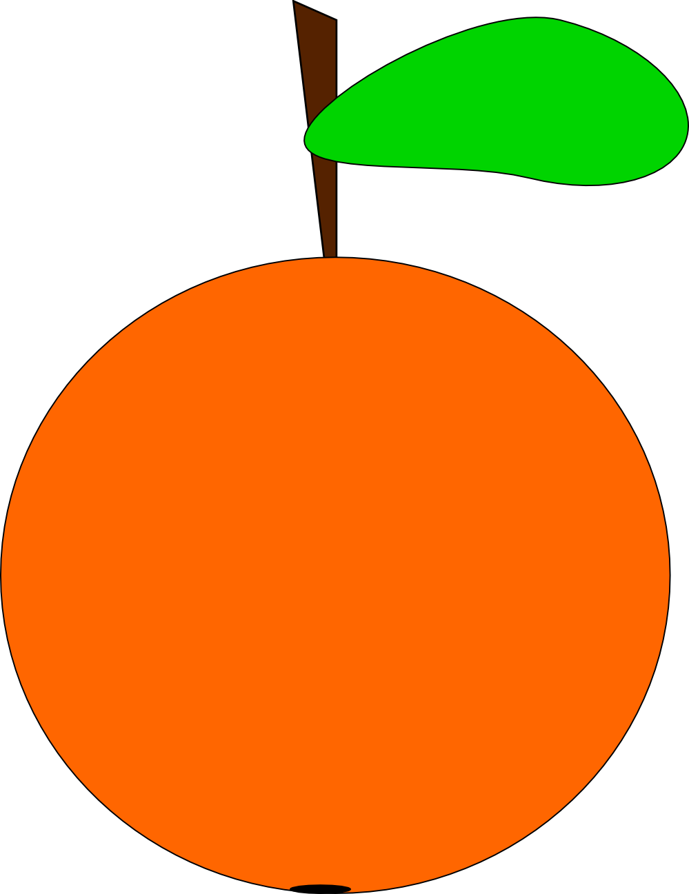 Orange Image PNG Image