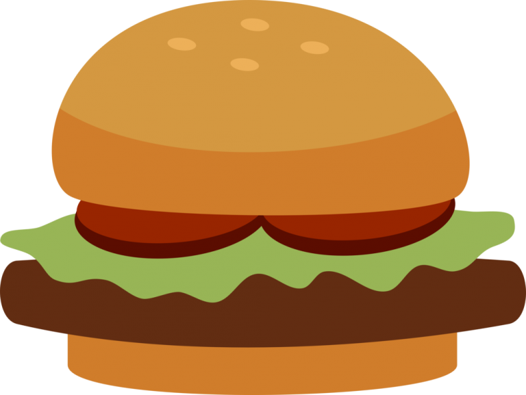 King Whopper Hamburger Burger Vector Graphics PNG Image