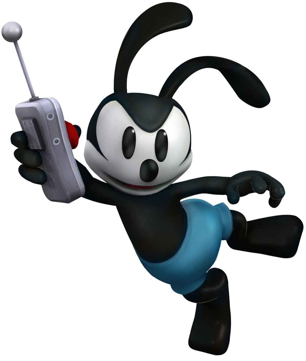 hot sale online 9f846 55052 Download PNG image - Oswald The Lucky Rabbit Transparent Picture 1112