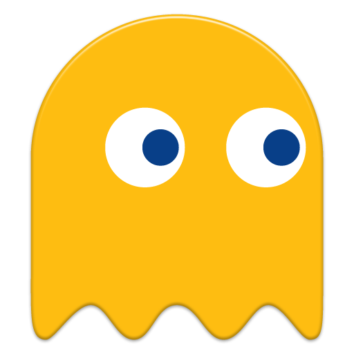 Pac-Man Transparent PNG Image