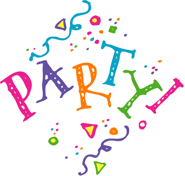 Party Clipart PNG Image