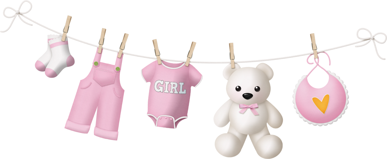 Baby Shower Infant Product Party Free Clipart HQ PNG Image