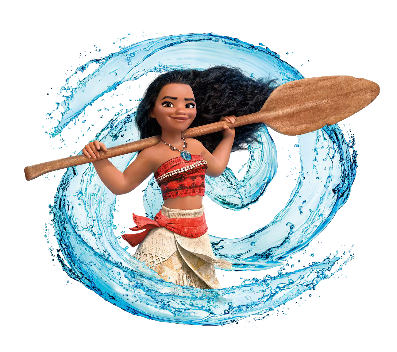 Moana Birthday Paper Invitation Party Wedding PNG Image