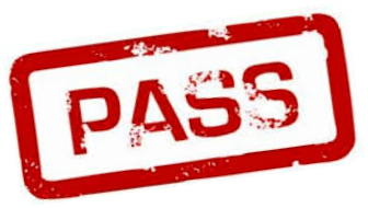 Pass Stamp Picture PNG Image