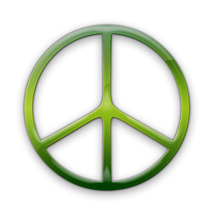 Peace Symbol Picture PNG Image