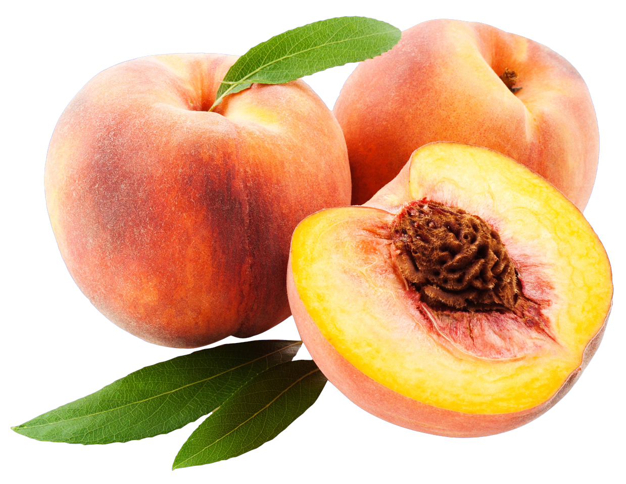 Peach Free Png Image PNG Image