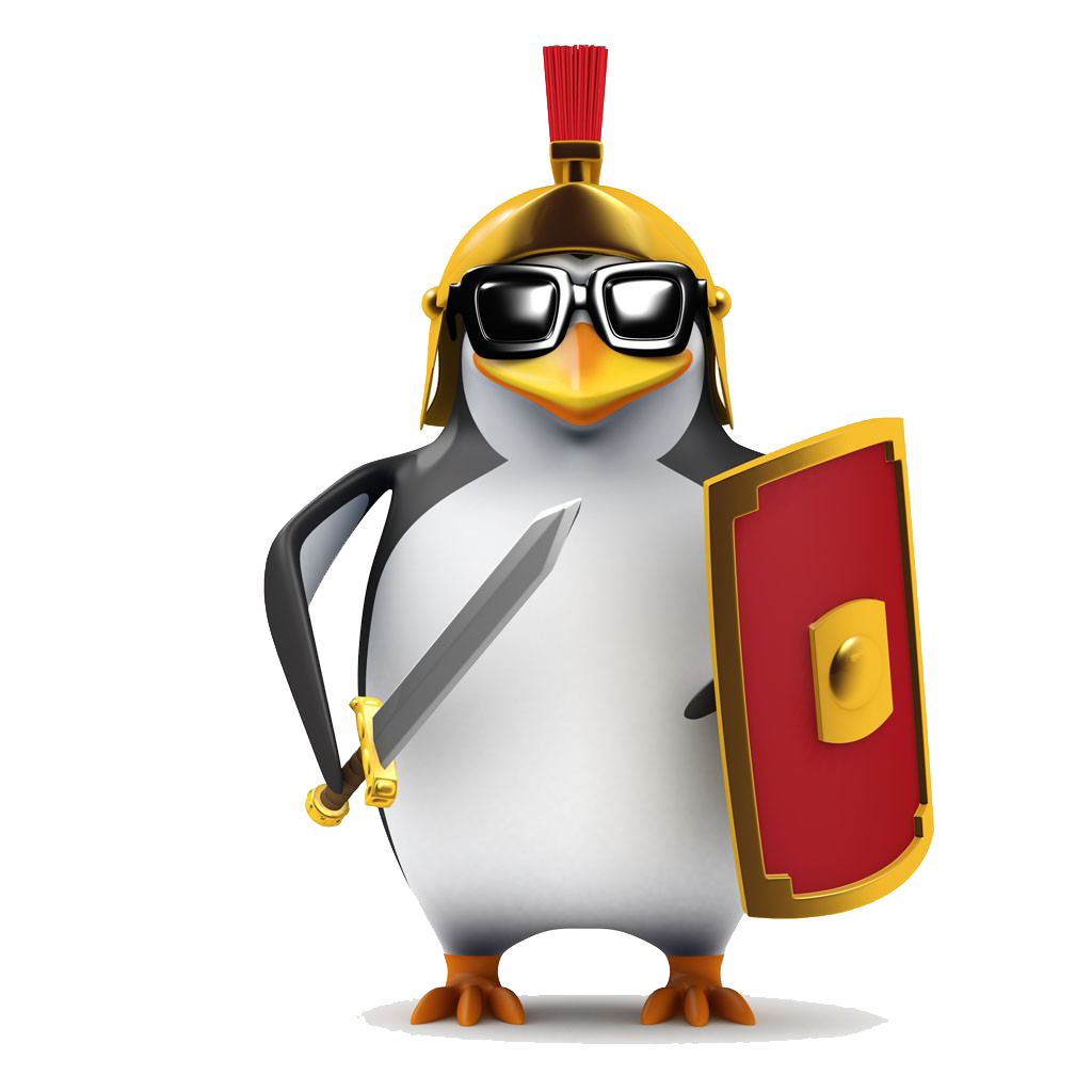C++Builder Rad Of Delphi Embarcadero Weapons Penguins PNG Image