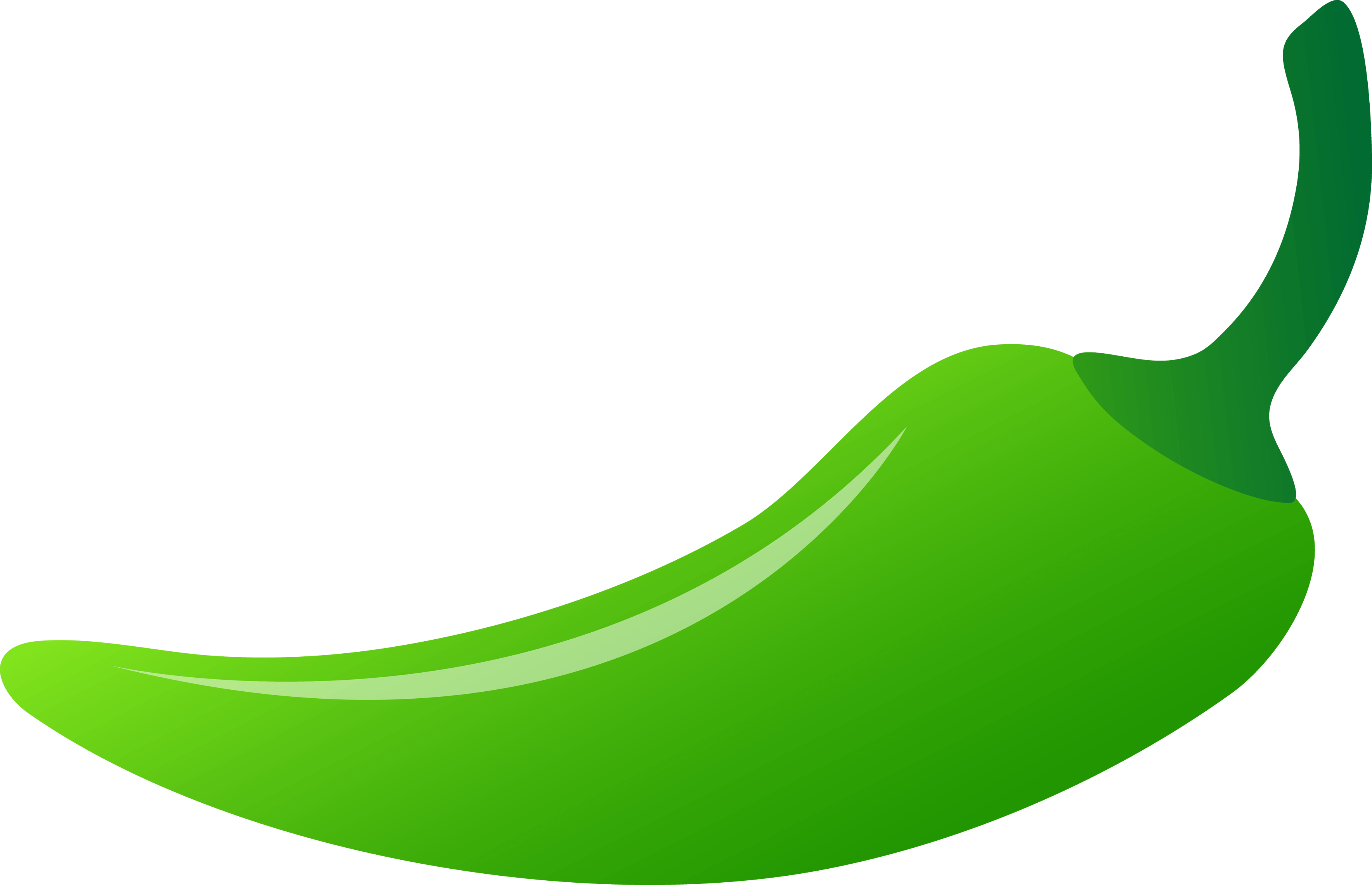 Green Pepper Png Image PNG Image