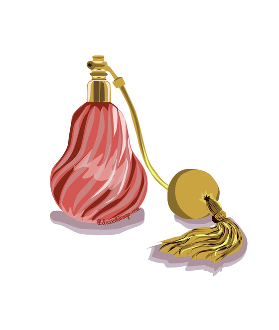 Bottles Chanel Illustration Perfume Free HD Image PNG Image