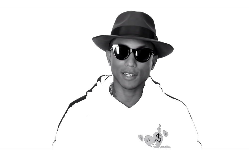 Pharrell Williams Png Hd PNG Image
