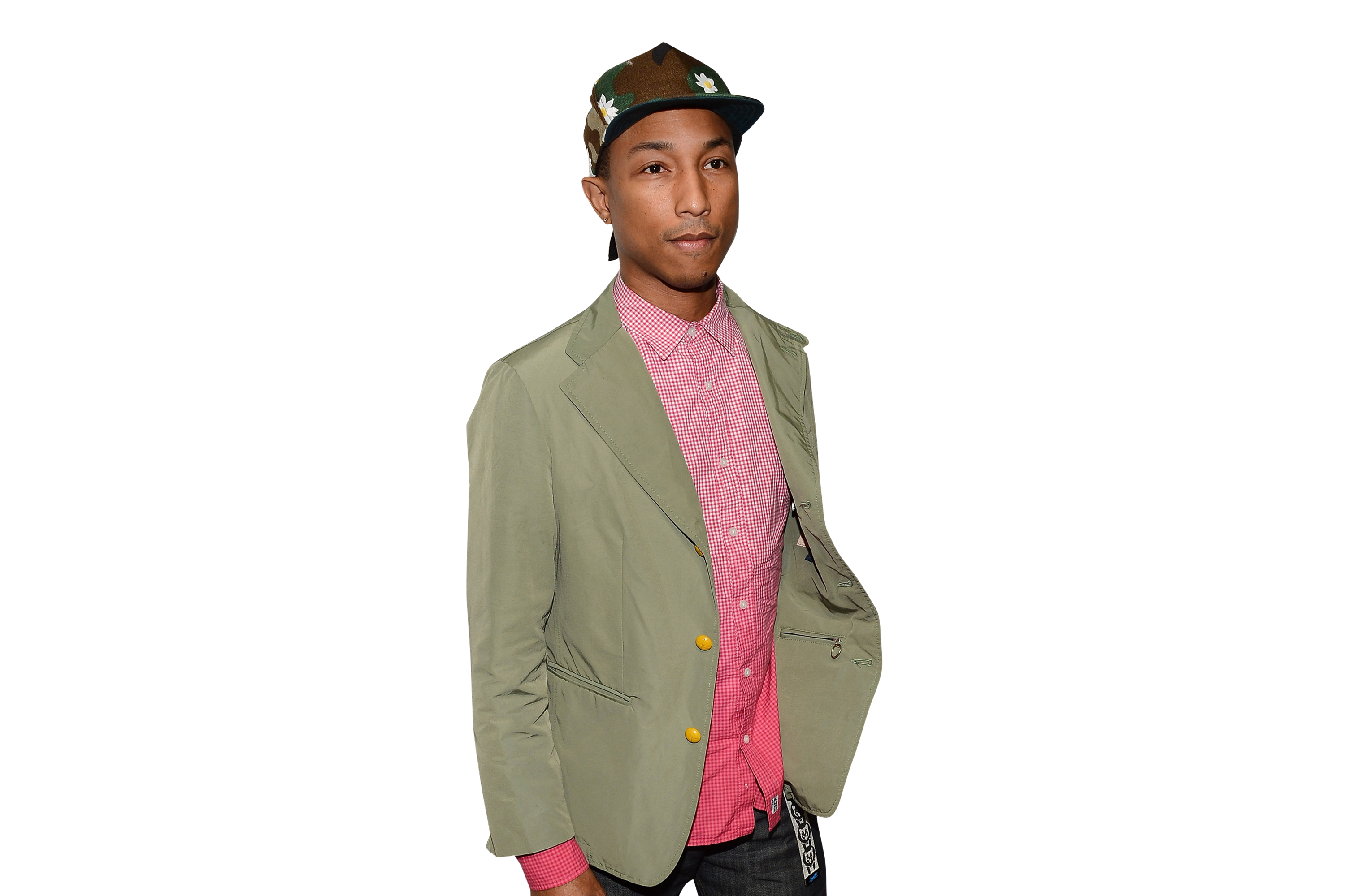 Pharrell Williams Picture PNG Image