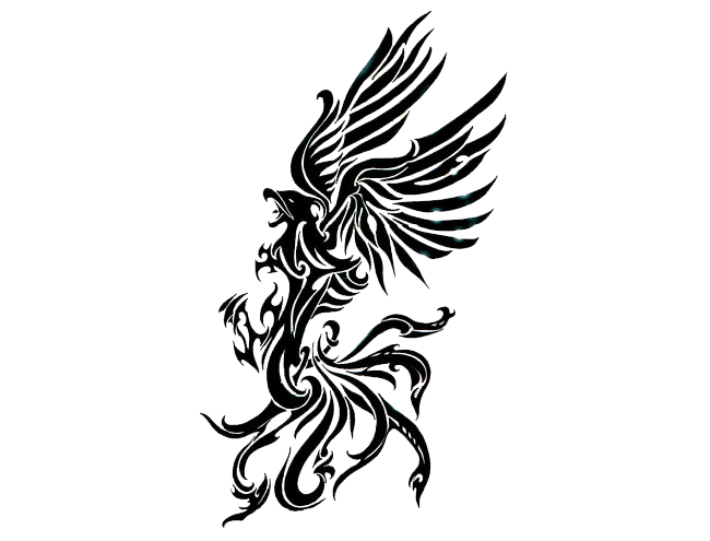 Phoenix Tattoos Png Clipart PNG Image