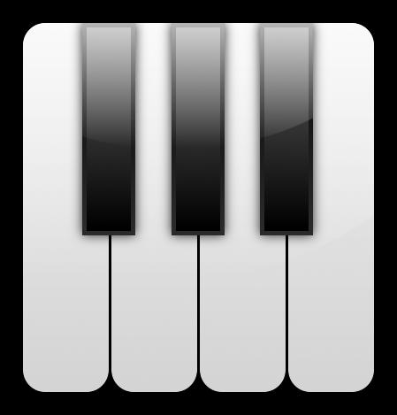 Download Piano Keys HQ PNG Image | FreePNGImg