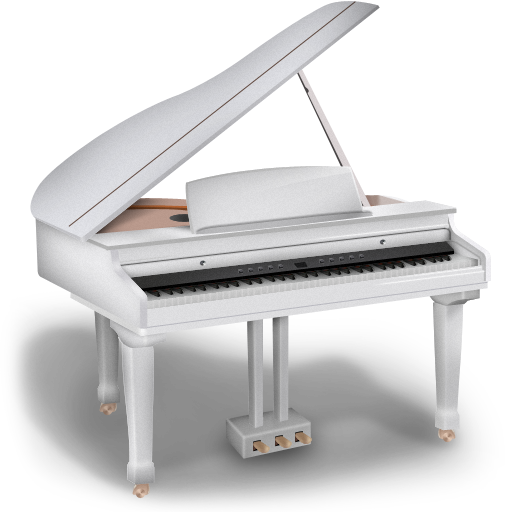 Piano Icon PNG Image
