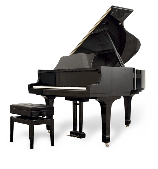 Piano With Transparent Background PNG Image