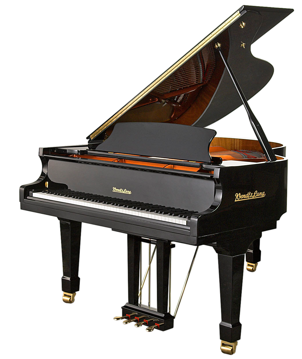 Kohler & Campbell Piano PNG Image