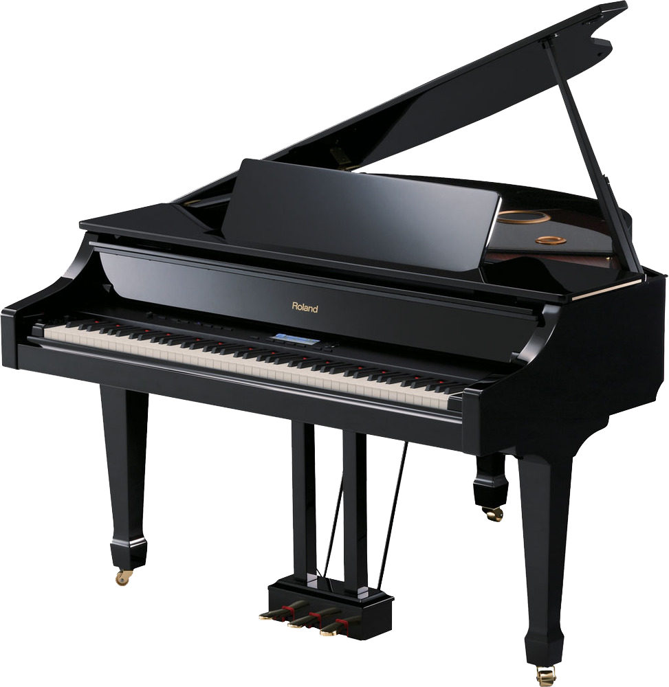 Piano Picture PNG Image