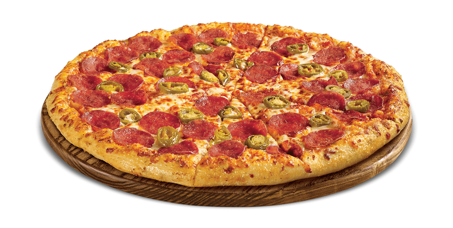 Download Pepperoni Pizza Transparent Image HQ PNG Image ...