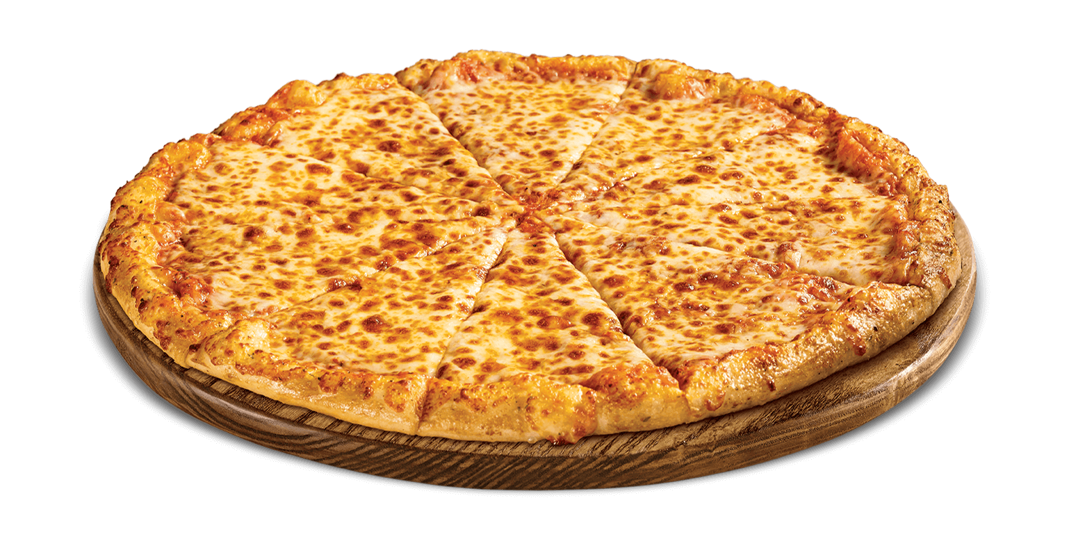 Cheese Pizza Clipart PNG Image