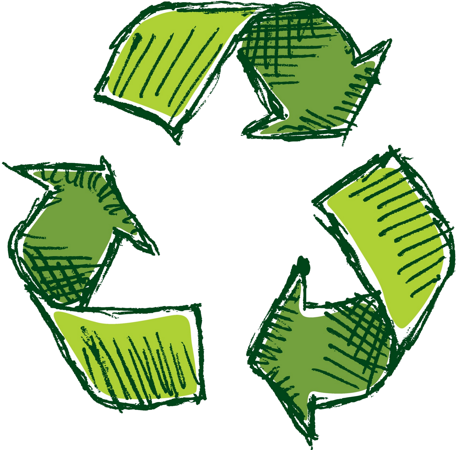 Landfill Recycle Symbol Recycling HD Image Free PNG PNG Image