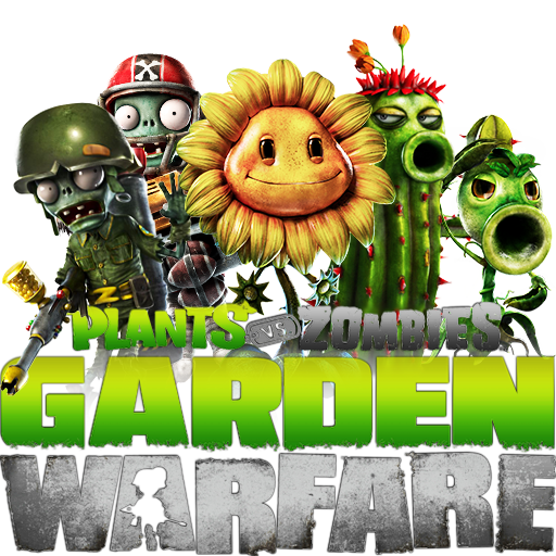Plants Vs Zombies Garden Warfare Png Picture PNG Image