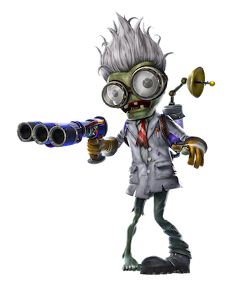 Plants Vs Zombies Garden Warfare Download Png PNG Image