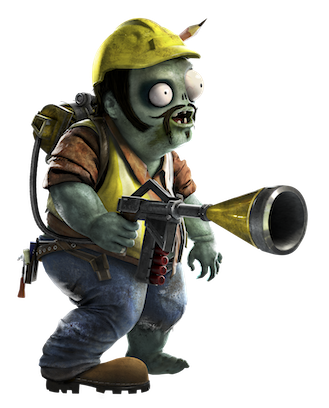 Plants Vs Zombies Garden Warfare Png Hd PNG Image