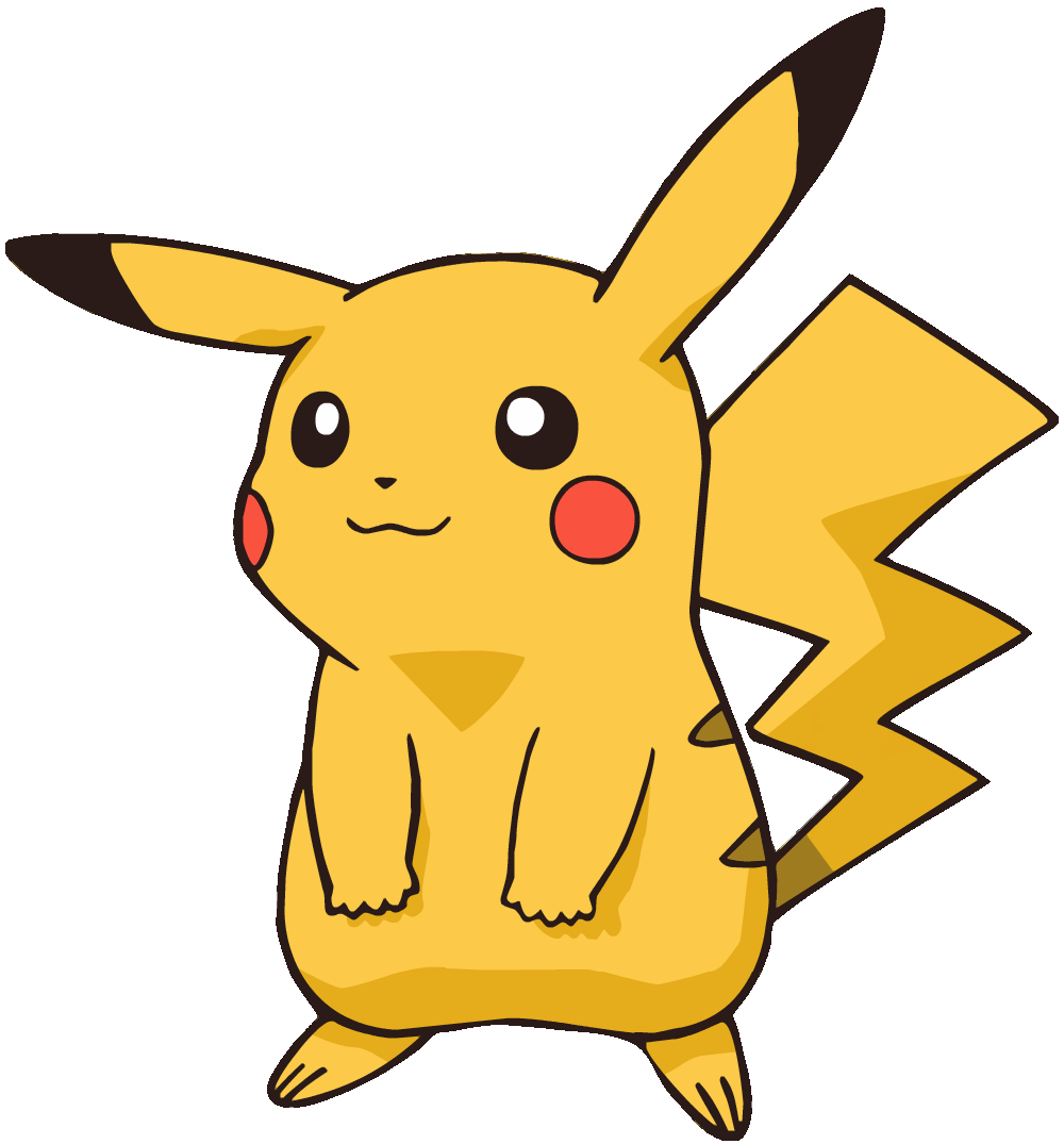 Pikachu Photos PNG Image
